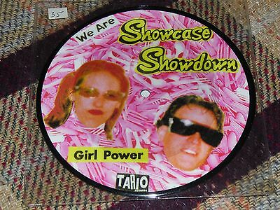 "Showcase Showdown: Girl Power, 7"" Picture Disc 1995"