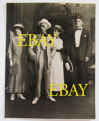 """1922 """"Rain"""" Over-sized Photograph Supporting CAST 1"""