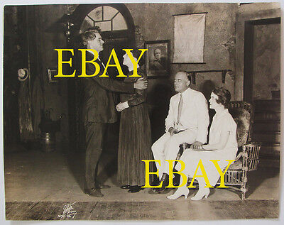 """1922 """"Rain"""" Over-sized Photograph Supporting CAST 2"""