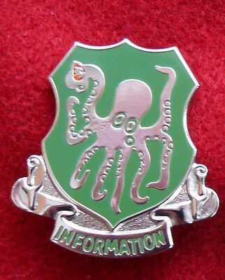WW2 CREST 25th RECONNAISSANCE SQUADRON  (CAVALRY) DUI - 4th ARMORED DIVISION