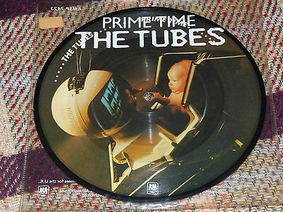 "The Tubes: Prime Time, 7"" Picture Disc 1979"