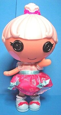 "Lalaloopsy Littles Mimi La Sweet 8"" Poseable Doll with Original Outfit 2013 GC"