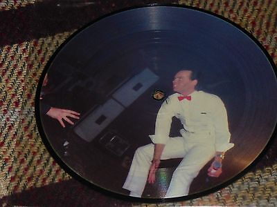 "An Interview With Gary Numan 1985: Part 2, 7"" Picture Disc"