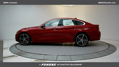 2018 BMW 4-Series 430i Gran Coupe 430i Gran Coupe 4 Series New 4 dr Automatic Gasoline 2.0L 4 Cyl Melbourne Red Me