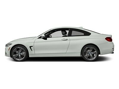 2015 BMW 4-Series 435i 435i 4 Series 2 dr Coupe Gasoline 3.0L Straight 6 Cyl BASE