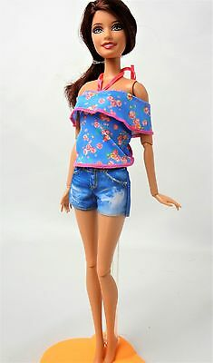 Barbie Fashionista #43 Fashion Outfit Top & Shorts Clothes NO DOLL