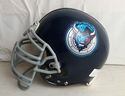 RARE BUFFALO DESTROYERS ARENA FOOTBALL LEAGUE HELMET Riddell Size XL Game Used