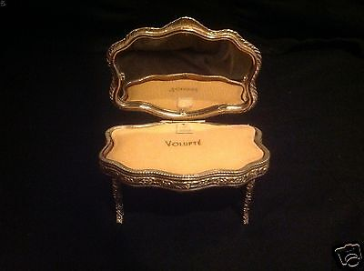 Petite Boudoir Vanity Compact by Volupte-Much rarer than Pygmalion or Majestic