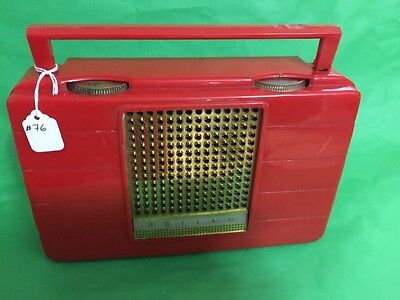 Vintage PHILCO Transistor Radio Model B650 !!! Beautiful!!!