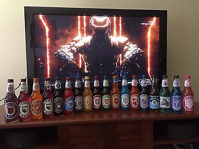 Call Of Duty Black Op Nazi Zombies Pick A Perk a Cola Replica Drinks SET OF FOUR