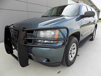 2009 Chevrolet Tahoe 4WD SSV Police Package 2009 Chevrolet Tahoe VERY NICE! NO ACCIDENT! Great Tires! **VERY CLEAN!!**