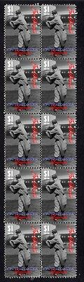 New York Yankees Legends Baseball Stamps, Joe Sewell