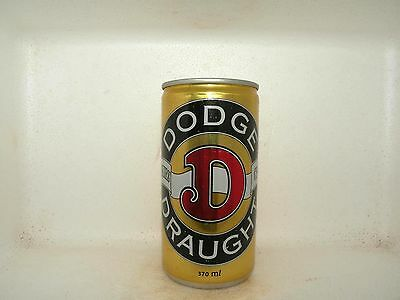 Dodge Draught Empty Beer Can South Aust Brewing Co