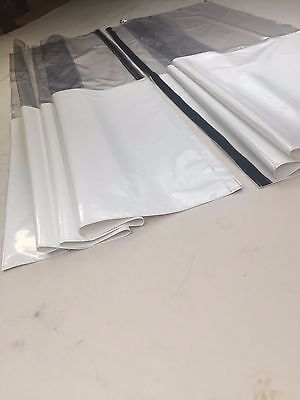 Commercial Half Clear White Dust Workshop Curtains  30 Ft X 10Ft Spray Booths