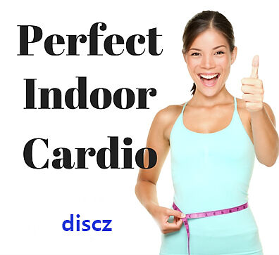 Cardio Dance Workout - Dvd - Exercise Fitness Keep Fit Lose Weight Loss Fun Easy