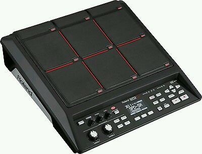 As-new Roland SPD-SX Percussion Sample Pad (SPDSX) with PDS-10 stand (PDS10)