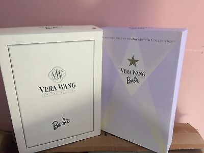 Limited edition, 2 lot of Vera Wang barbie dolls