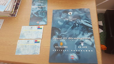 1999 European cup Winners cup( Rare)
