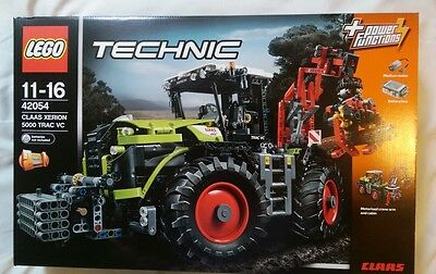 LEGO Technic CLAAS XERION 5000 TRAC VC (42054) BRAND NEW & SEALED