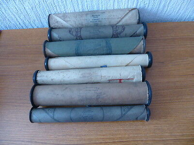 7 x  PIANOLA/MUSIC ROLL - LOT 1