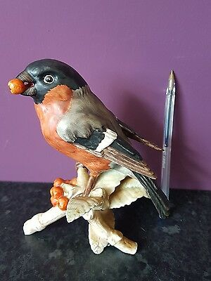 goebel bird figure large bullfinch