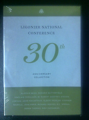 Ligonier National Conference 30TH Anniversay R.C. Sproul Ravi Zach. 5DVD SEALED