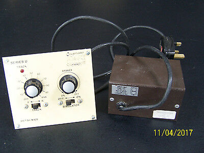Gaugemaster Transformer M3 and Single Track Controller