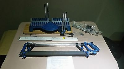 Workcraft Precision Mitre Box and Saw in Box