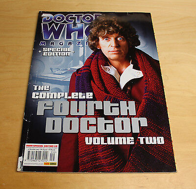 Doctor Who Magazine The Complete Fourth Doctor Vol.2 Tom Baker