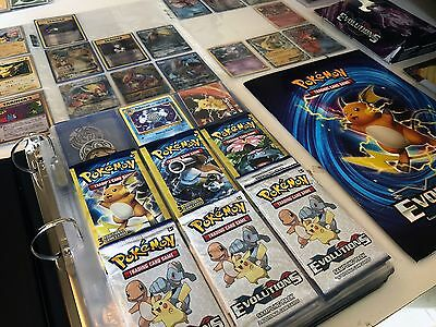 Pokemon Evolutions MASTER Set + PSA + Extras + Rare + Promo + EX!! No Reserve!!