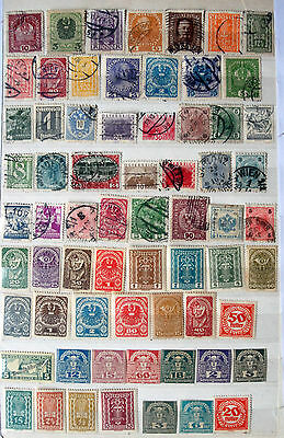 Collection of Different Mint, Unmounted Mint & Used Austrian Stamps.
