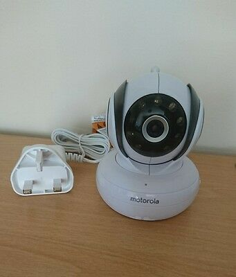 Motorola mpb36s Baby Monitor Additional Camera + 41s and 43s