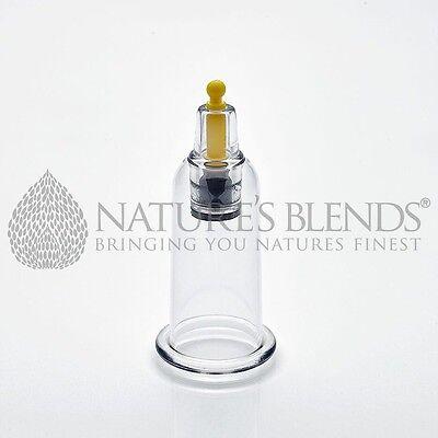 Nature's Blends Hijama Cups Cupping Therapy B6 2.05cm Free Next Day Delivery