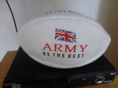 Official Army Full Size  Rugby Ball Army Is The Best
