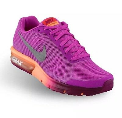 Women's / Girls Nike Air Max Sequent UK 6 ( Trainers ) - Gym Running