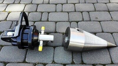 150mm Cone Drill with 3T Finn Rotator CR300 in Set Complete NEW