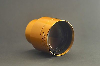 Projection lens Isco Ultra MC 110mm F2 for 35/70mm film, suitable for Pentax 67