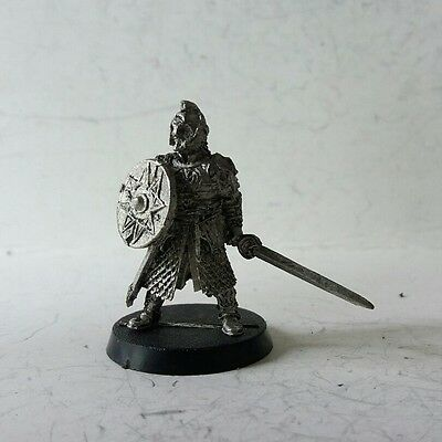 games workshop  Lord of the rings metal king theoden