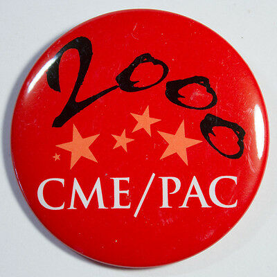 Chicago Mercantile Exchange Pin - CME / PAC 2000