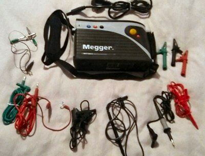 Megger 1502/2 multifunction tester with probe