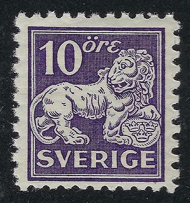 Sweden Scott 128 Type II MNH / Facit 146Cc SEK 150 ($17)