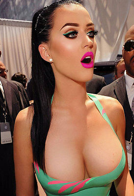 KATY PERRY HQ Glamour SAUCY Photo (6x4 or 11x8) - 8 to choose (SET 2)