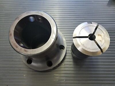 ATS Hardinge S26 A2-8 CNC Collet Chuck with Collet
