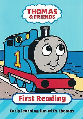 Children's Thomas & Friends Early Learning Activity Book: First Reading