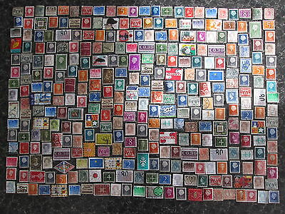 Netherlands  stamps 323 x Mn-used:1898 onwards.