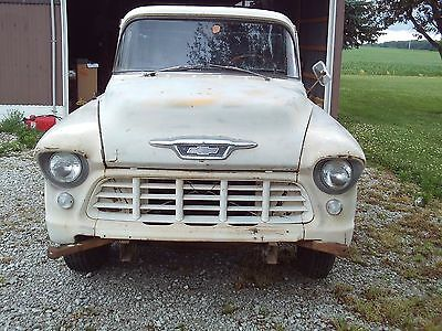 1955 Chevrolet Other  1955  CHEVROLET CAMEO CARRIER TRUCK