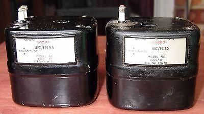 Parmeko Neptune type 6000 / 45, Smoothing choke 50H 50ma, auction is for a pair