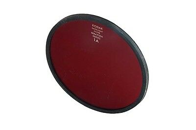 4 -Kodak 5 1/2 Inch Safelight Filter Wratten Series 1A, Oa, Oc