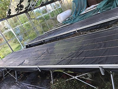 Commercial Greenhouse Benching - 6.1m x 1.3m