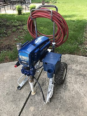 Graco Ultimate MX II 1595 Electric Airless Paint Sprayer - Used
